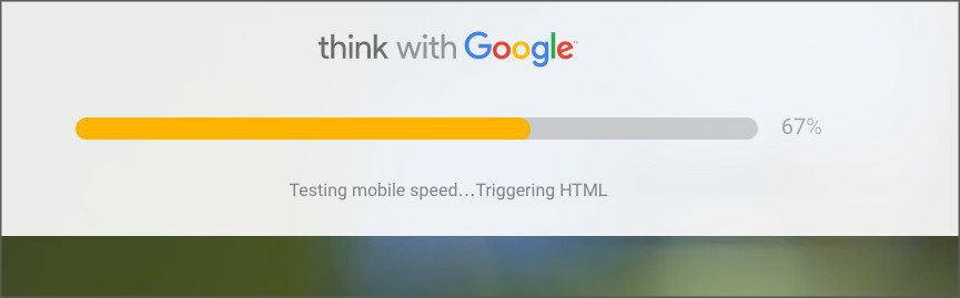 Google - Think with Google - Mobile friendliness test