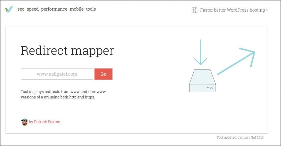 URL Redirect Mapper